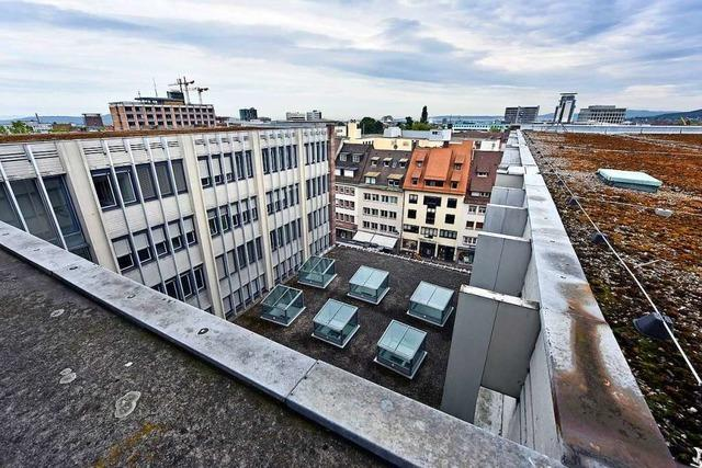 Freiburg bekommt am KG II seine nächste Mega-Baustelle