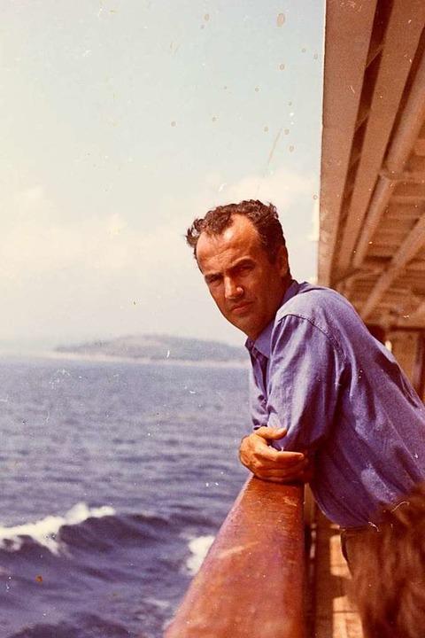 Luigi Nono (1969)  | Foto: Zeiträume