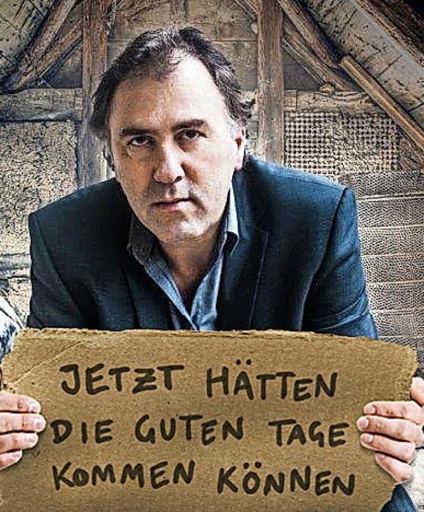 Wirbt für sein neues Programm: Stefan Waghubinger  | Foto: Pressefoto/Waghubinger