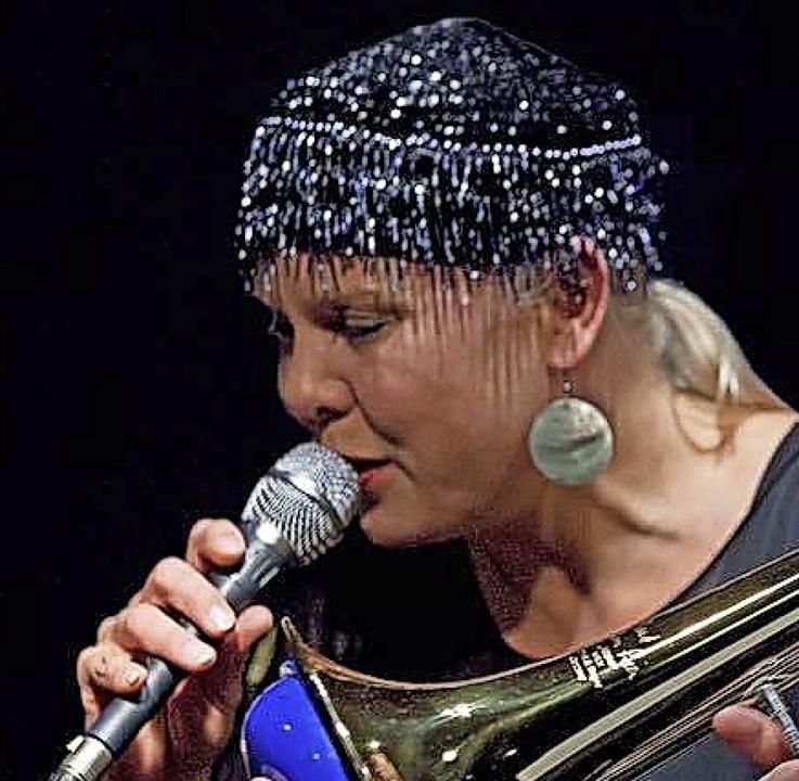 Heute Abend im Jazztone zu hören: Masha Bijlsma  | Foto: Promo