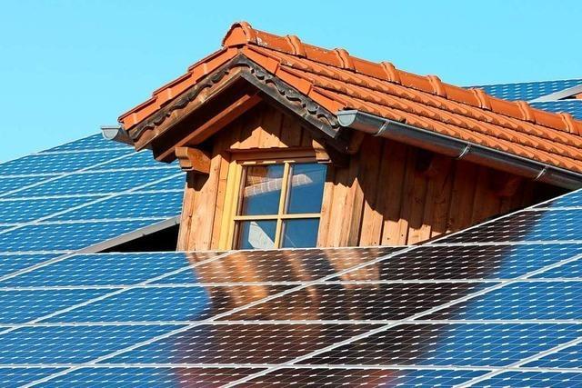 Die Schopfheimer Hausbesitzer sollen Sonne ernten