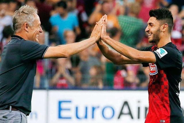 Christian Streich zeigt Verständnis für Hoffenheims Grifo-Sperre
