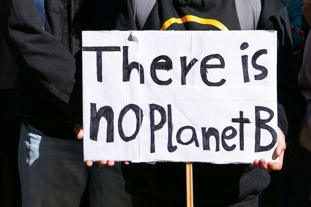 Klima-Aktivisten