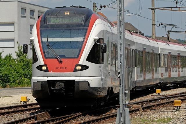 Mit dem Zug von Koblenz ins Schweizer Laufenburg?