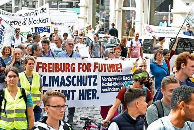 Stromrebellen geben Mitarbeitern für Klimastreik frei