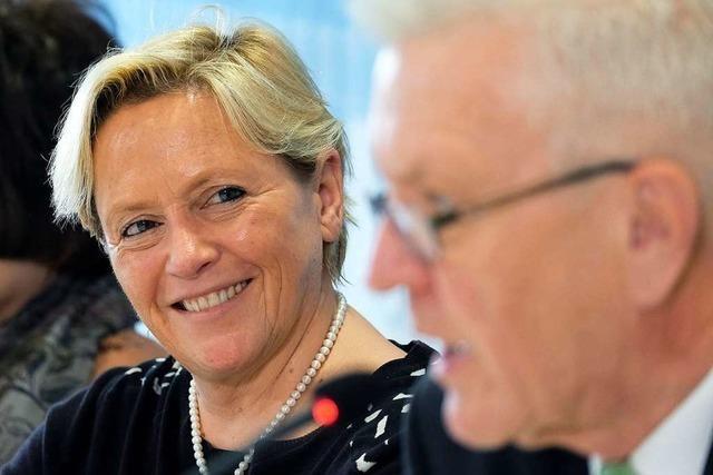 Noch kein Wahlkampf, aber viele Konflikte: Darüber streitet sich Grün-Schwarz