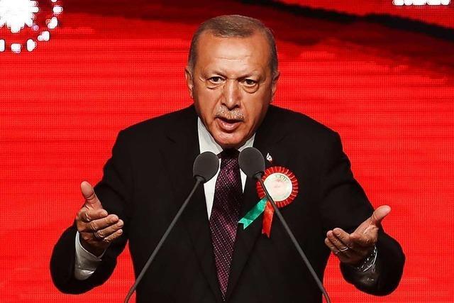 EU muss Erdogan die rote Linie zeigen