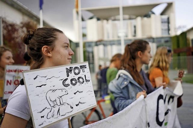 Steuern runter fürs Klima