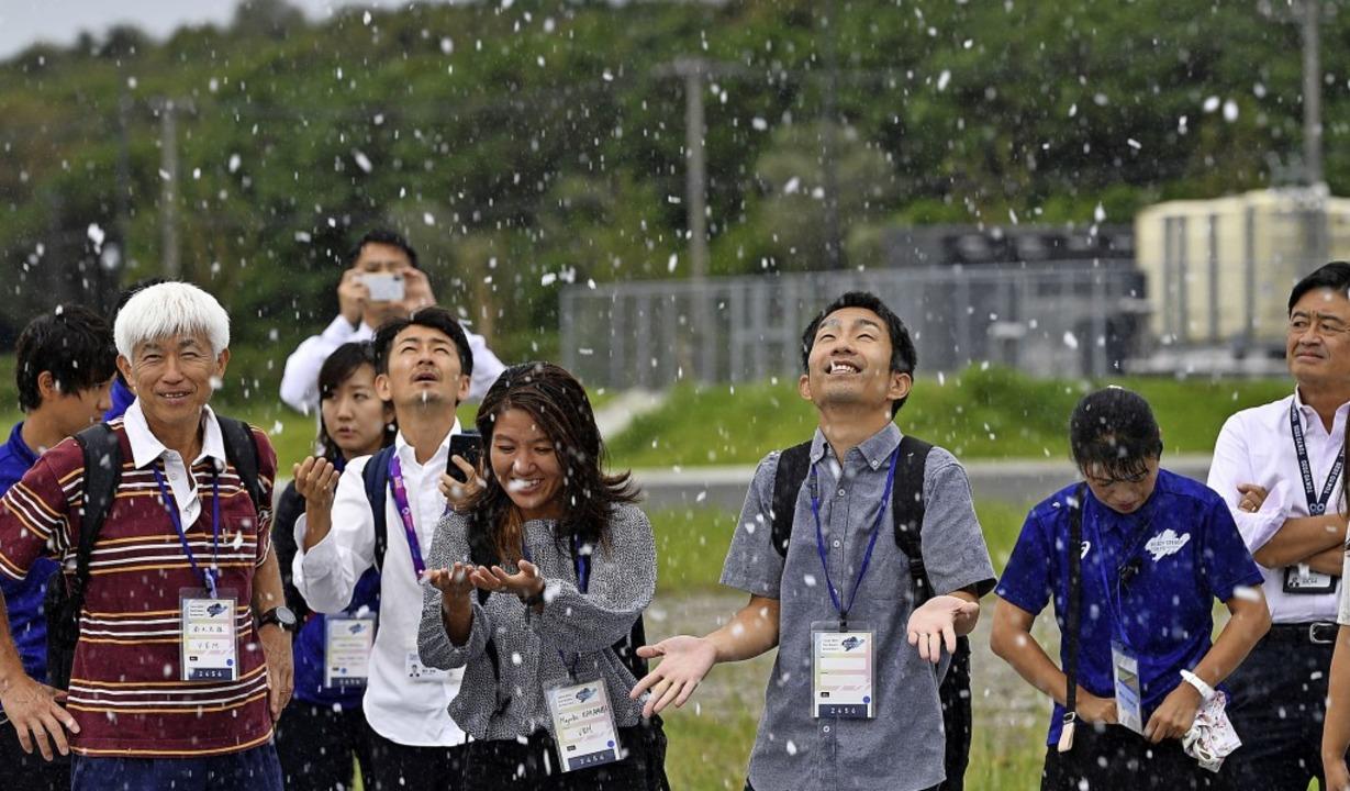 | Foto: TOSHIFUMI KITAMURA (AFP)