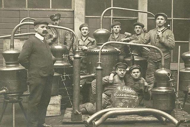 Vor 100 Jahren wurde die Lahrer Firma Richard Stihler gegründet