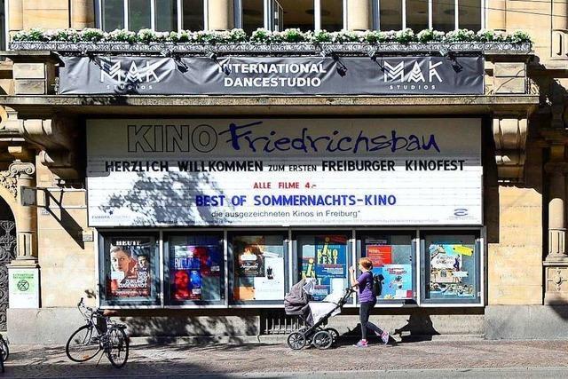 Der Friedrichsbau eröffnet nach Brandschutzarbeiten wieder