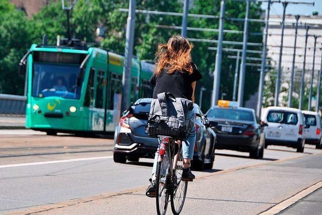 Die Mobilitätswoche in Basel befasst sich mit dem Verkehr der Zukunft