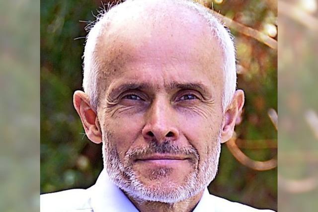 Mario Singer kandidiert in Badenweiler