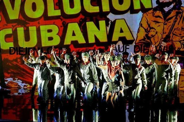 Kein Ort für Revolution(en) –