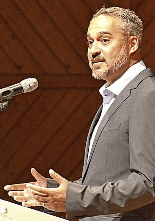 Peter Grün    Foto: Sebastian Barthmes