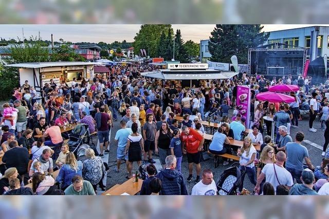 Erstes Ettenheimer Food-Truck-Festival