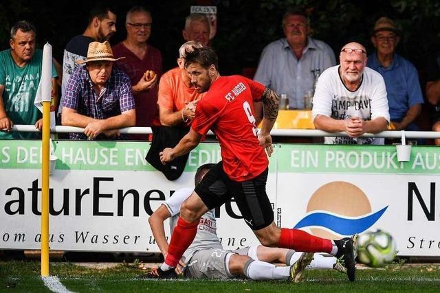 Bischoffs Bauernschläue bringt dem FC Auggen drei Punkte