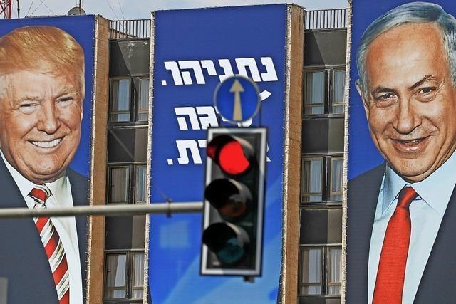 Machtpoker in Jerusalem