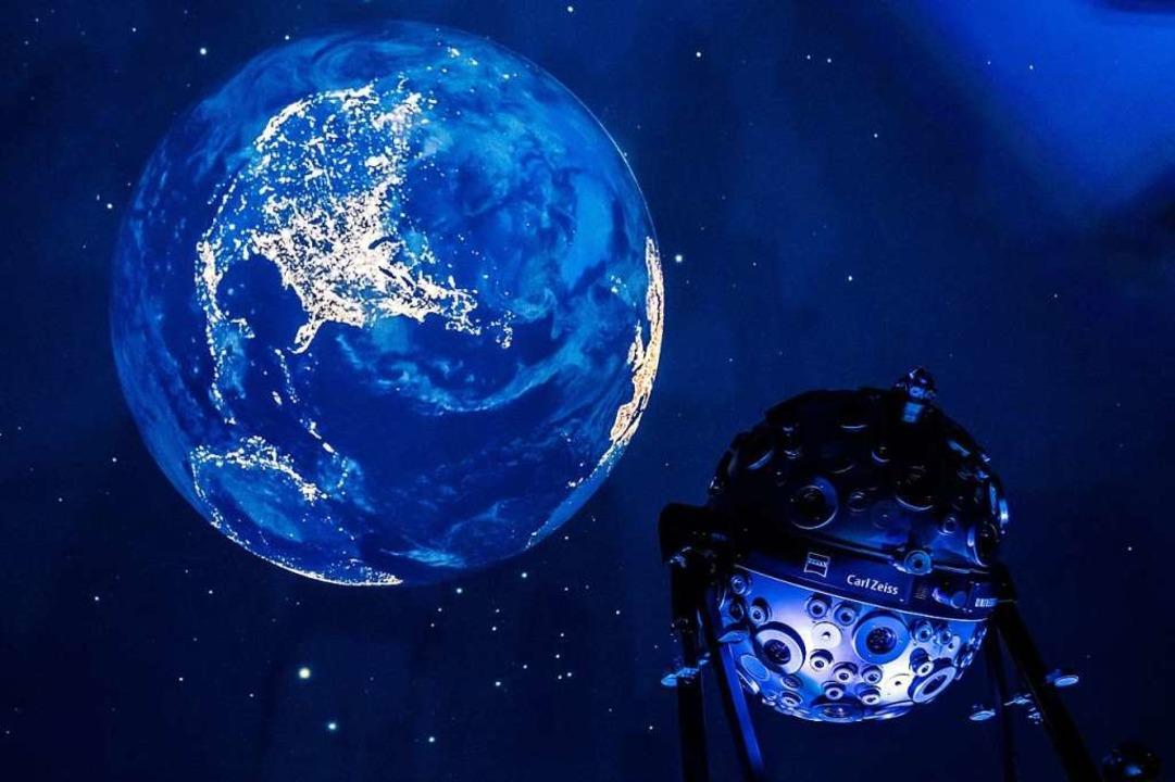   Foto: Planetarium Mannheim gGmbH, Christian Gaier