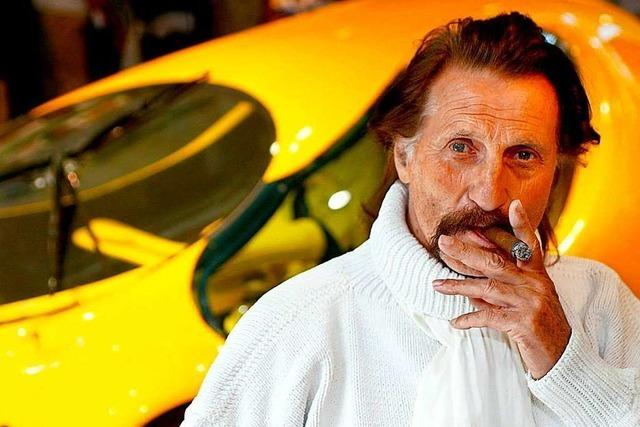 Trauer um den Meister der runden Form: Luigi Colani ist tot
