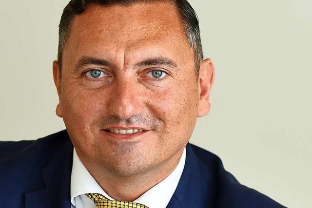 Neu im Gemeinderat: Dubravko Mandic, AfD