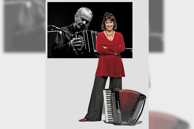 Cordula Sauter widmet Astor Piazzola und dem Tango Nuevo eine musikalische Lesung