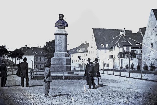 Historische Stadtführung zum Rotteck- und Friedrichsring