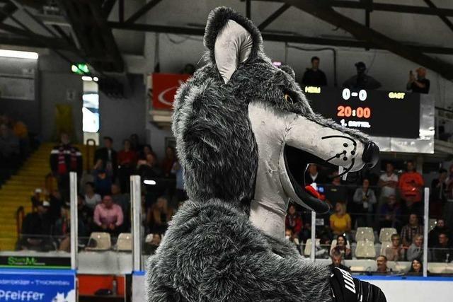 Bisher namenloses Wölfe-Maskottchen erregt die Gemüter