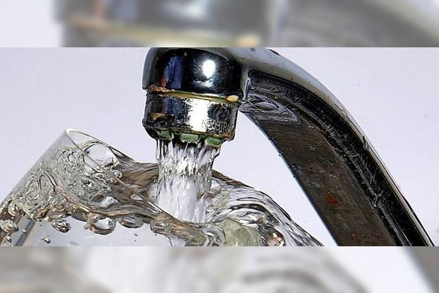 Wasser wird deutlich teurer