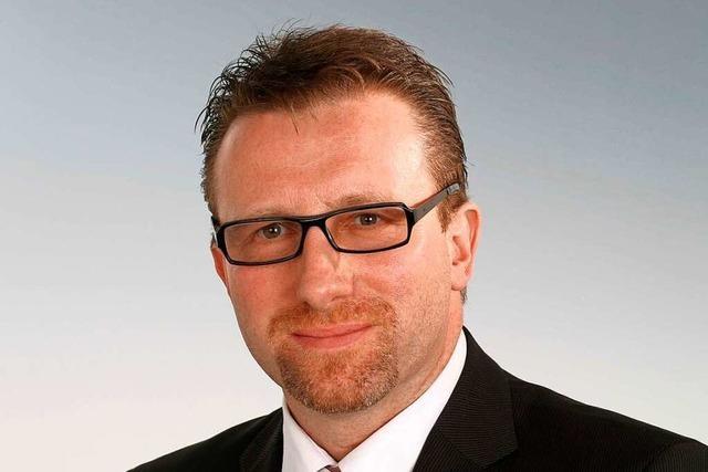 Uwe Sauer kandidiert für Bürgermeisterwahl in Badenweiler