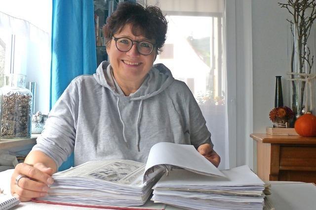Monika Massie war 20 Jahre Mitglied der CDU-Fraktion im Gemeinderat Merzhausen