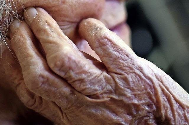 Demenz betrifft immer mehr Menschen
