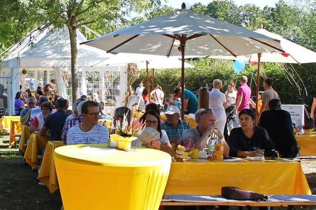 Mehr als 1000 Besucher beim Herbstfest am Naturzentrum in Rust