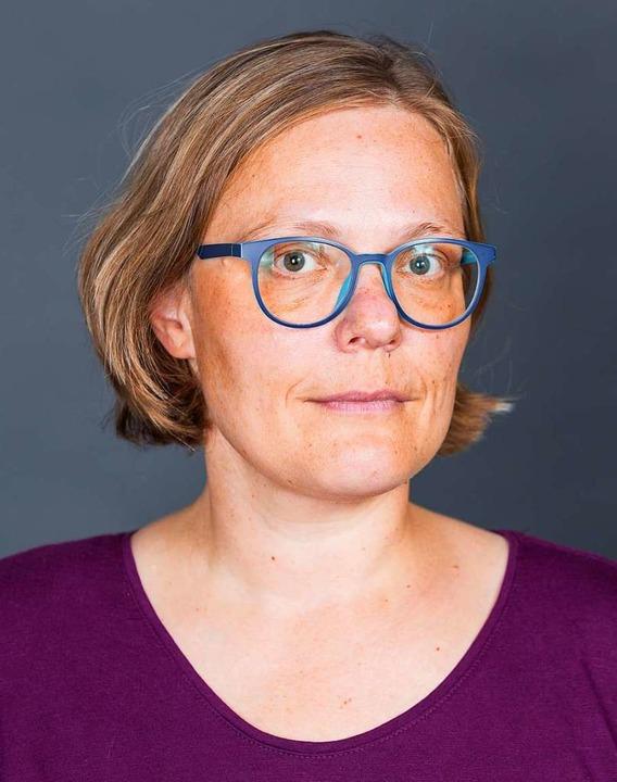 Ulrike Derndinger  | Foto: Carlotta Huber