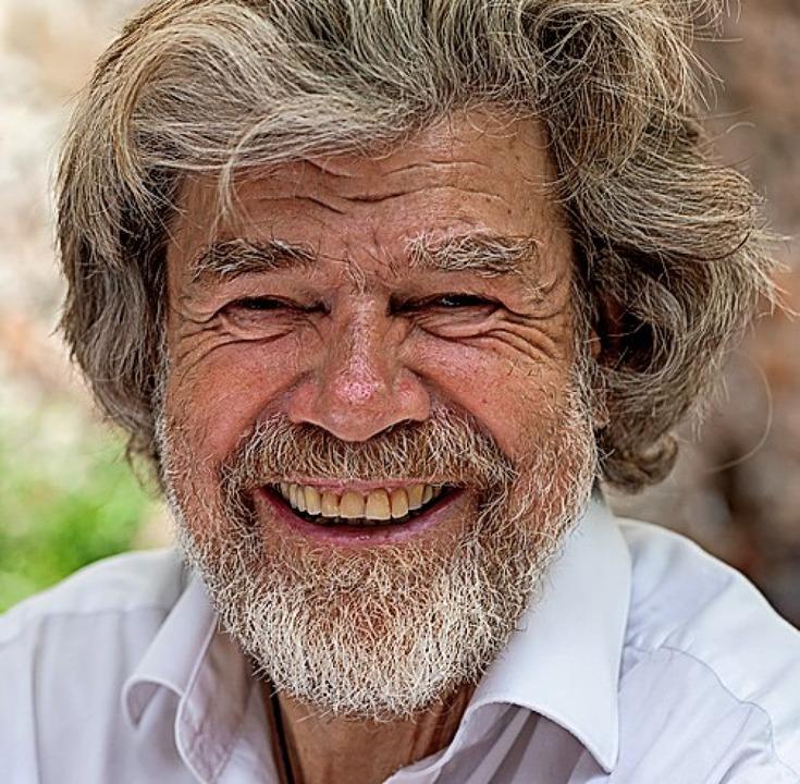 Reinhold Messner  | Foto: Expa, Johann Groder (dpa)
