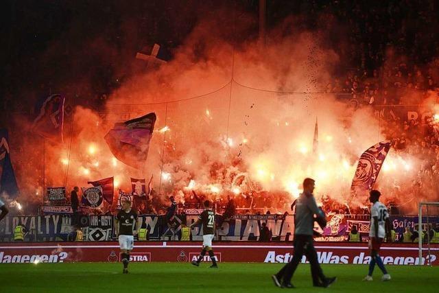 FC St. Pauli überrascht HSV im Derby mit historischem 2:0-Erfolg