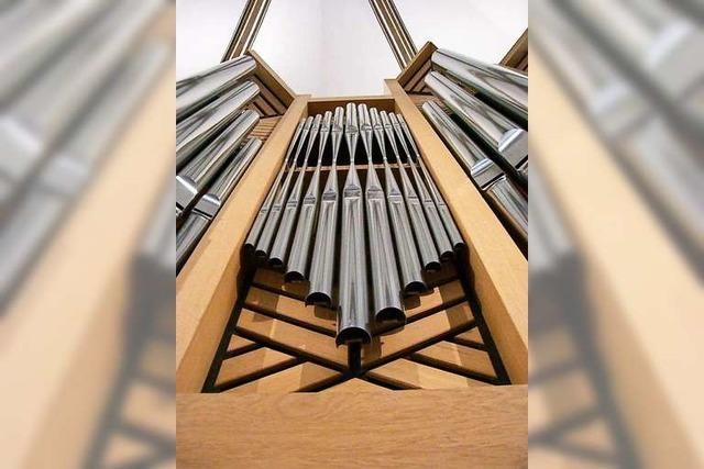Schopfheim bekommt noch eine Orgel