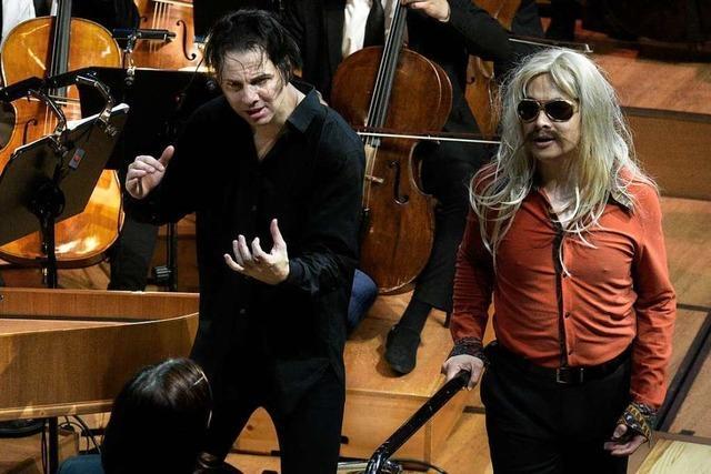 Teodor Currentzis und der Mozart-Da-Ponte-Zyklus in Luzern