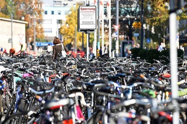 Am Samstag gibt es an der Uniklinik eine Fahrradversteigerung mit Flohmarkt