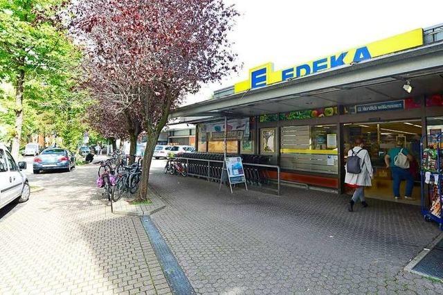 Bürgerverein engagiert sich für Erhalt des Edeka in der Kreuzstraße im Stühlinger