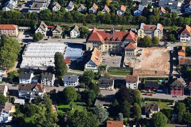 Der Schulcampus in Schopfheim kostet jetzt bis zu 35 Millionen Euro
