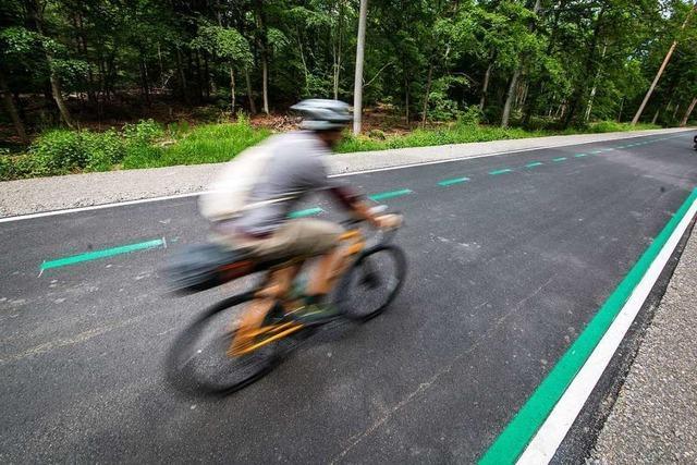 Hermann: Kommunen sind stark an Radschnellwegen interessiert