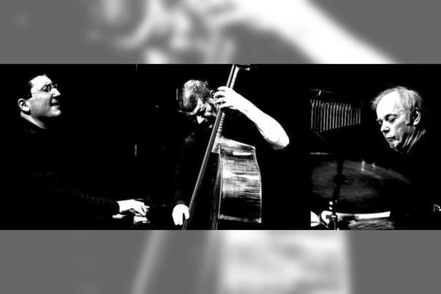Stefan Sirbu Trio präsentiert im KiK Jazz-Standards, Postbop-Material und Motown-Hits
