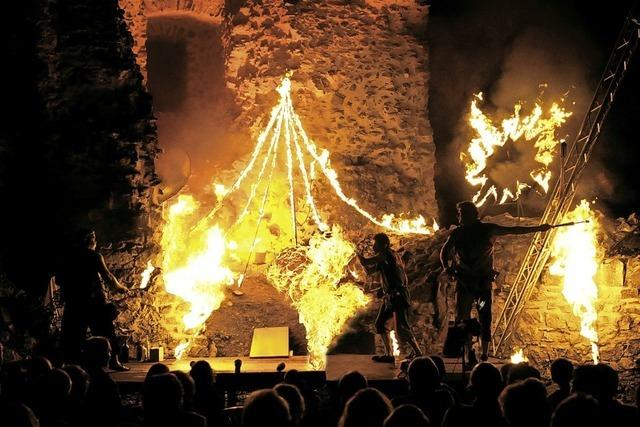 Feuerkulturfest in Ettenheim