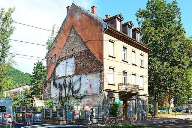 Abriss des Hauses in der Schwarzwaldstraße verzögert sich wegen Planungspanne