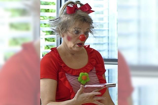 Ein Wunderbuch und clowneske Überraschungen