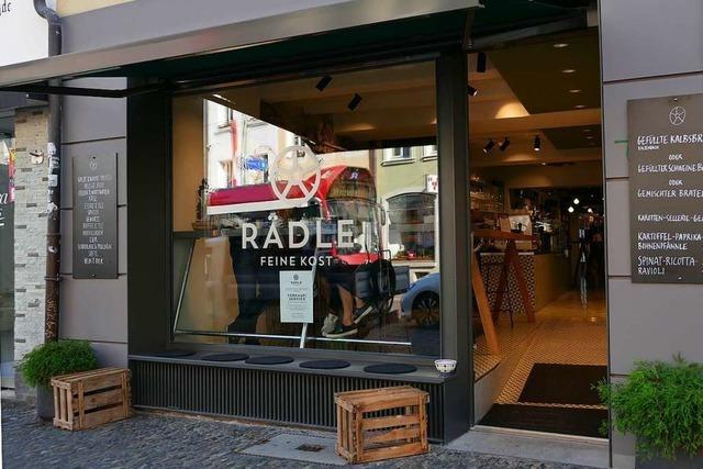 Verborgene Theken: Das Rädle in Oberlinden
