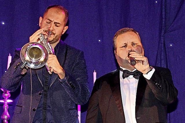 Paul Potts singt wieder in Binzen