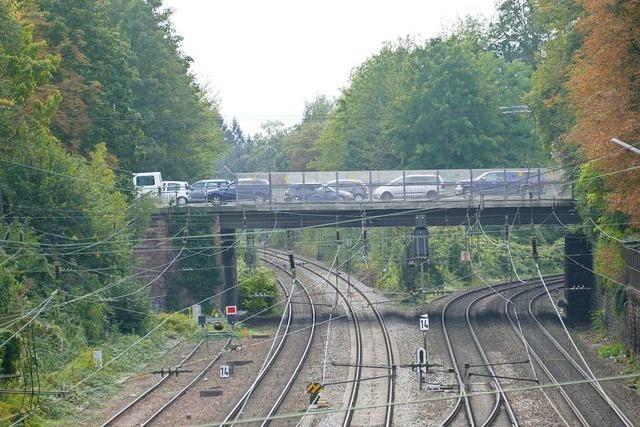 Die Zähringer Brücke wird zum Nadelöhr