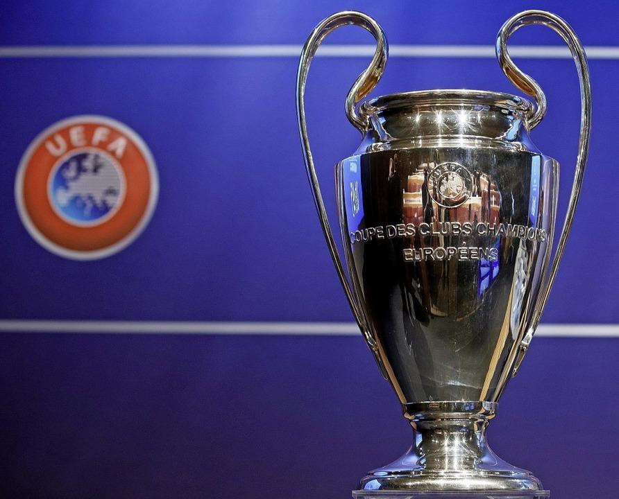 Die Aussicht, diesen Pokal zu gewinnen, haben  nur auserwählte Teams.    Foto: Salvatore Di Nolfi